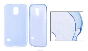 Back Case Ultra Slim Samsung Galaxy S4 i9505 Modrá