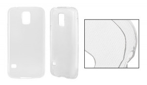Pouzdro Back Case Ultra Slim - HTC Desire 516 transparentní
