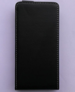 ForCell Slim Flip Flexi Fresh Pouzdro Black pro Lenovo A536