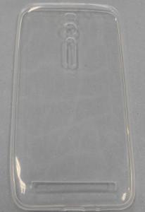 Pouzdro ULTRA THIN Asus Zenfone 2 ZE500CL Čiré