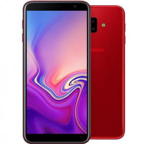 Samsung J610 Galaxy J6+ Red SM-J610FZRNXEZ