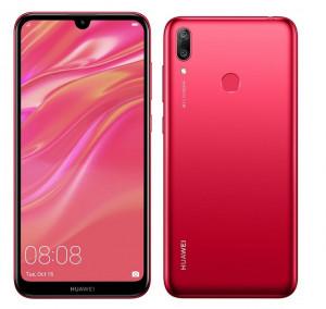 Huawei Y7 2019 Dual SIM Coral Red