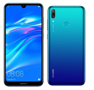 Huawei Y7 2019 Dual SIM Aurora Blue